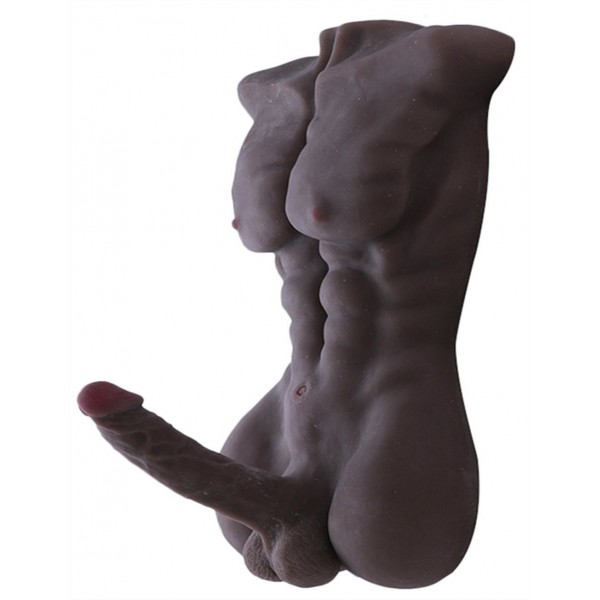 Real Solid Full Silicone Male Sex Doll with Big PenisReal Solid Full Silicone Male Sex Doll with Big Penis