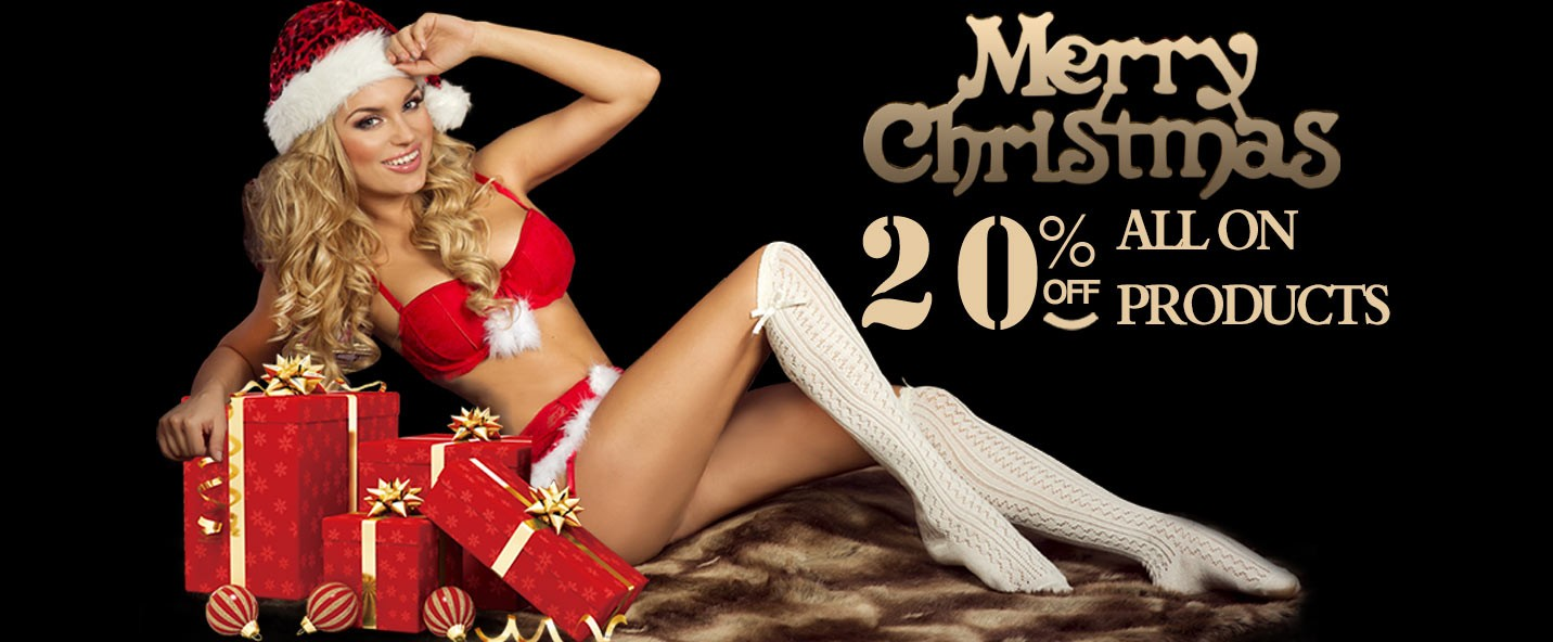 Sex machines on Black Christmas Sale